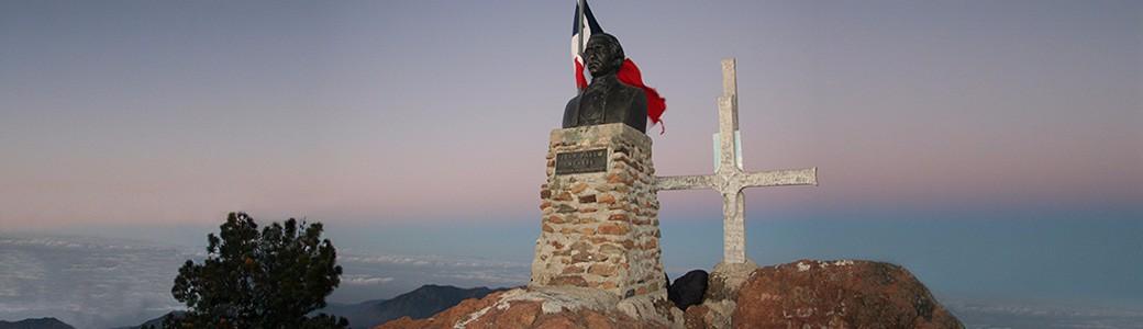 Pico-Duarte—DR