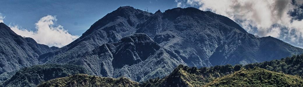 Volcan-Baru—Panama