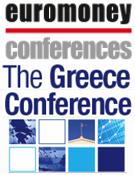 Andrey Popel to speak at Euromoney's Greece Conference in Athens